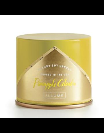 illume Pineapple Cilantro 11.8oz.  Vanity Tin