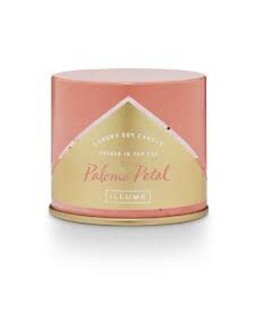 illume Paloma Petal 11.8oz.  Vanity Tin