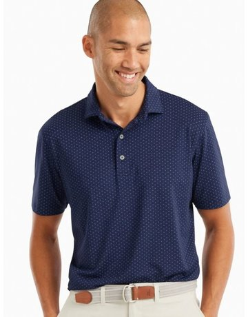 Johnnie-O Kent 3 Button Collared Polo