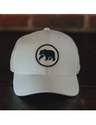The Normal Brand Circle Hat- White- One Size