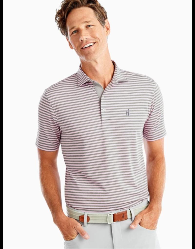 Johnnie-O Smith Striped Polo