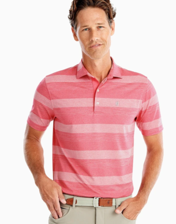 Johnnie-O Mclean Striped Polo