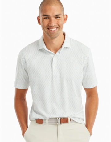 Johnnie-O 3 Button Polo