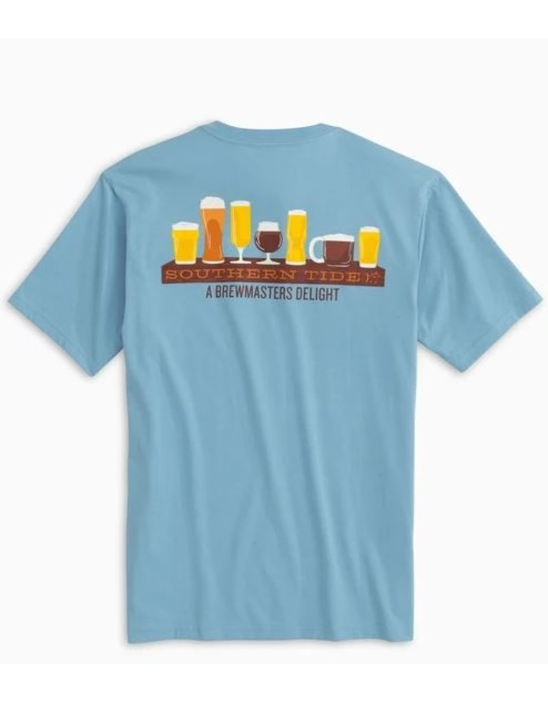Southern Tide Mens SS Brewmasters Delight Tee