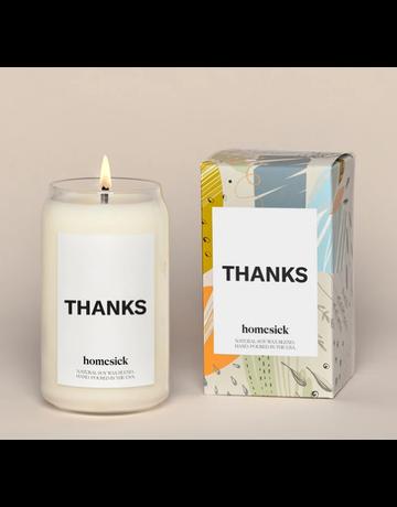 homesick Thanks Candle