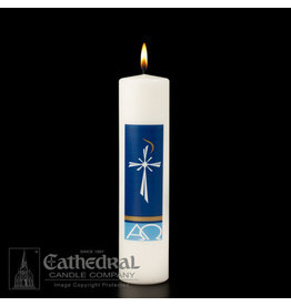 Christ Candle Radiance 3x12