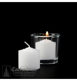 8-Hour Votive Candles (Case of 4 Boxes)