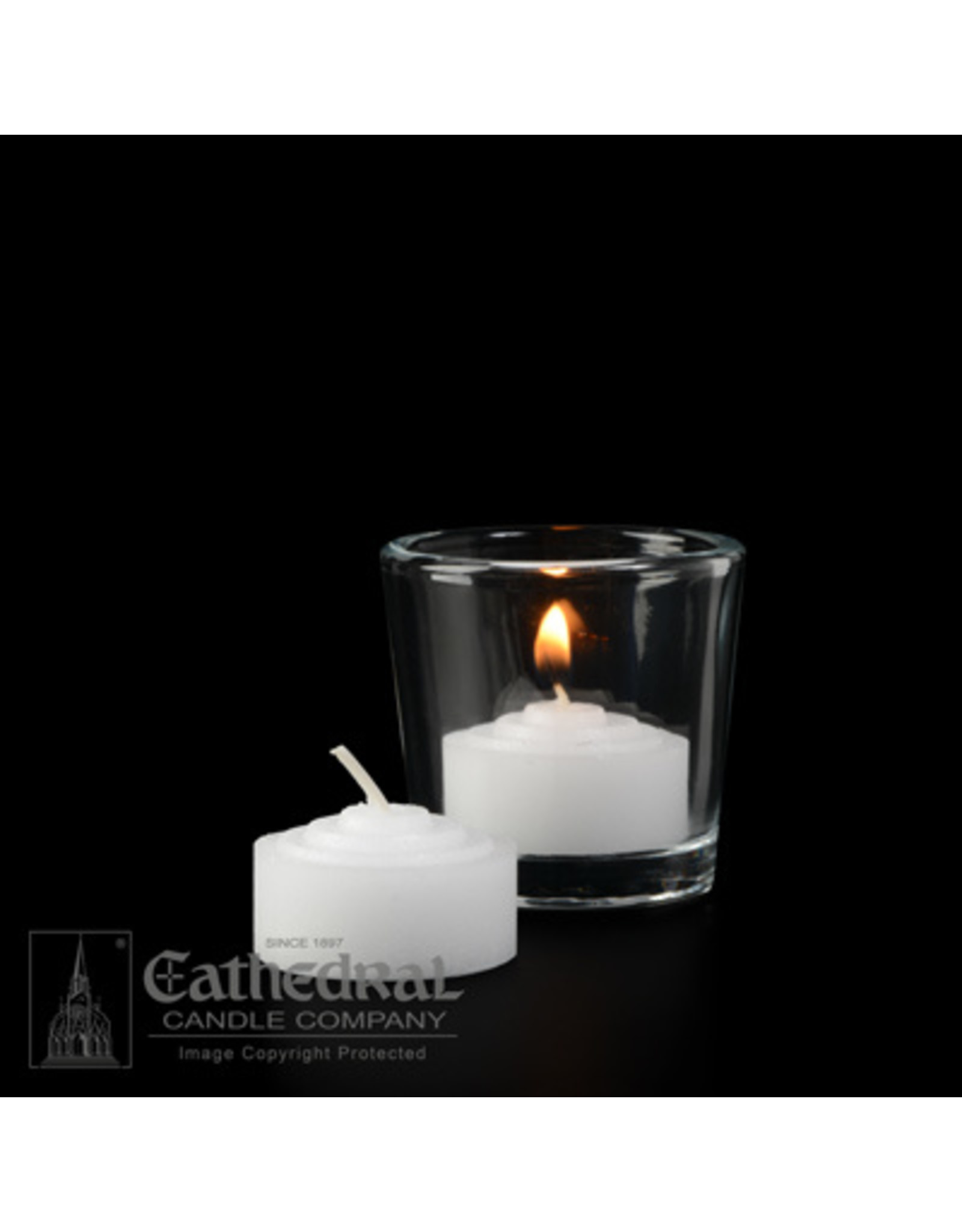4-Hour Votive Candles (Box of 144)