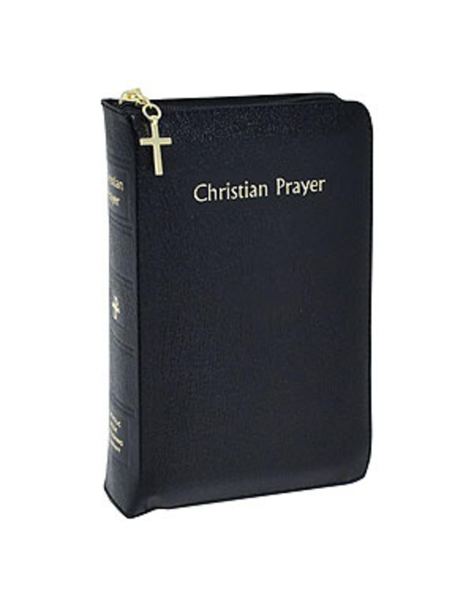 Christian Prayer (Black Leather)
