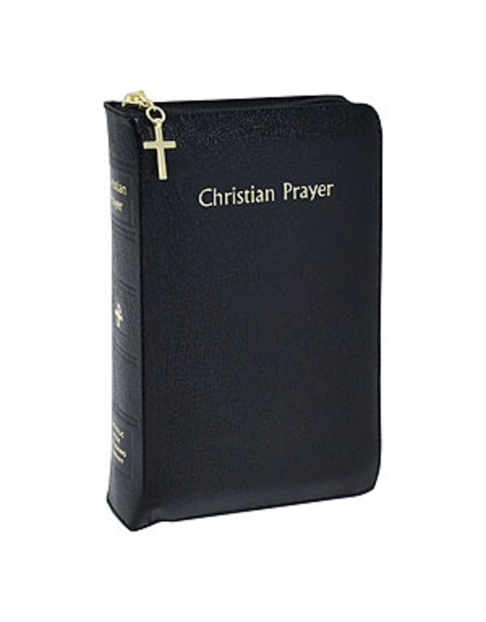 CHRISTIAN PRYR ZIP BLK 406/23