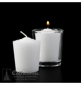 15-Hour Tapered Votive Candles (Case of 4 Boxes)