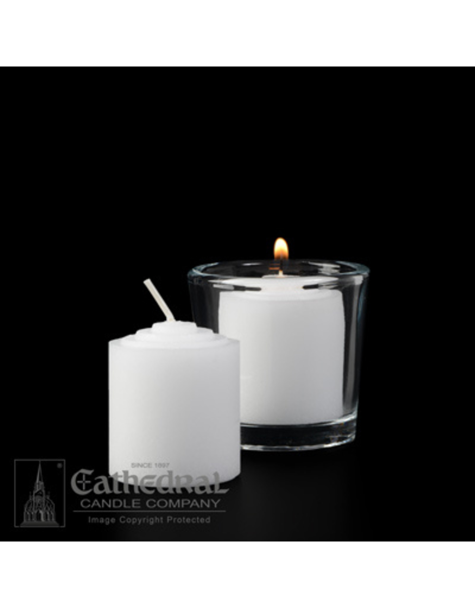 10-Hour Votive Candles (Box of 72)