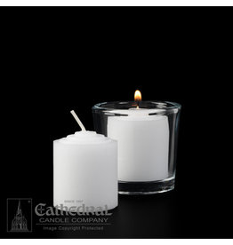 10-Hour Votive Candles (Case of 4 Boxes)