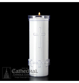 7-Day Plastic Divine Presence Candle (Each)