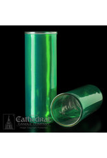 5, 6, 7-Day Glass - Green - Inserta-Lite Reusable Globe