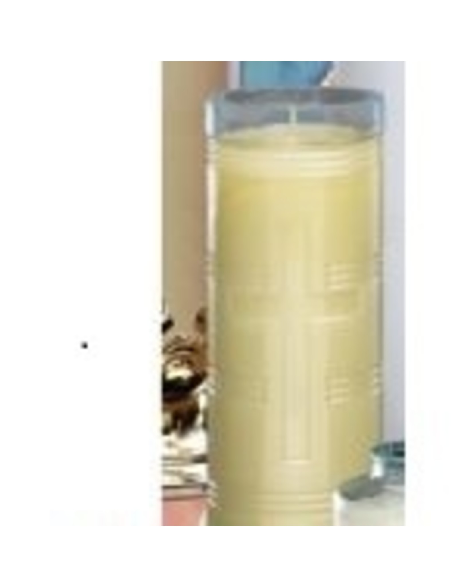 14-Day Plastic Candle - 51% Beeswax