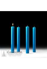 CNDL ADV 51% BEESWAX 1.5X12 4 BLUE