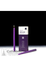 CNDL ADV TAPER 12 PURPLE (12)