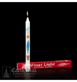 Baptism Candle 1st Light