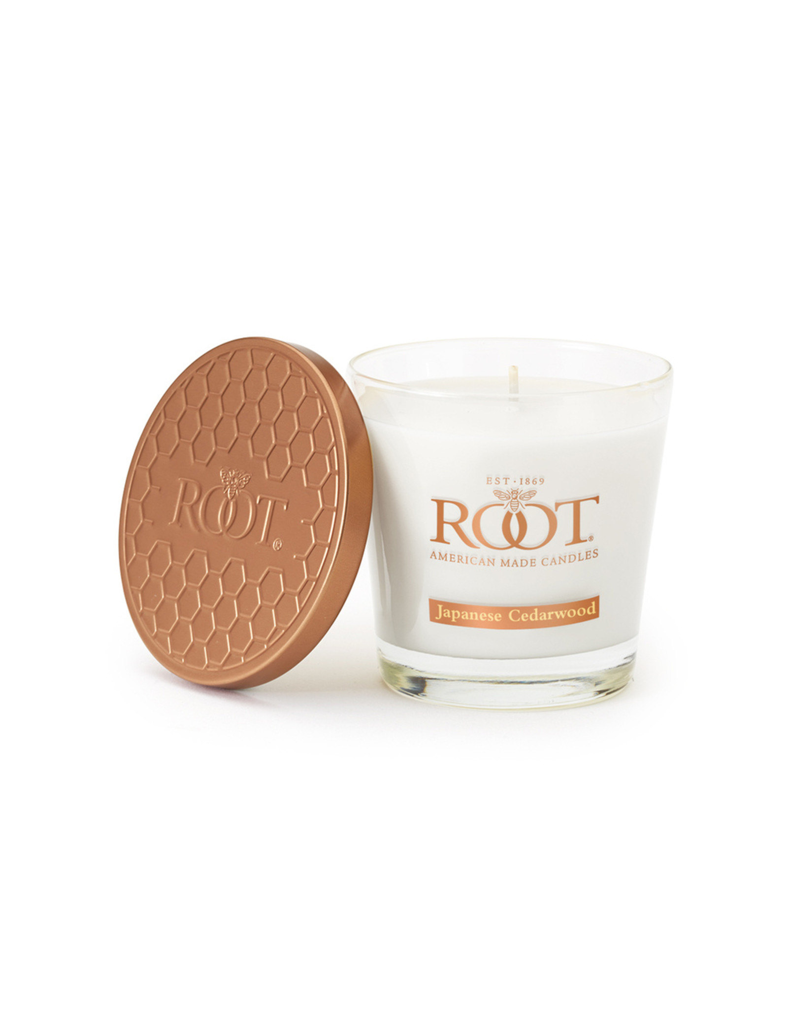 Root Candle - Japanese Cedarwood