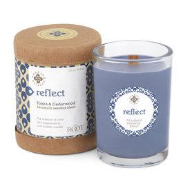 Root Candle - Reflect (Tonka & Cedarwood)
