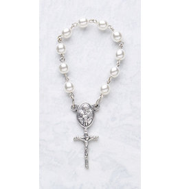 Rosary Decade - White or Black