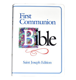 St. Joseph First Communion Bible NABRE-Pink or Blue