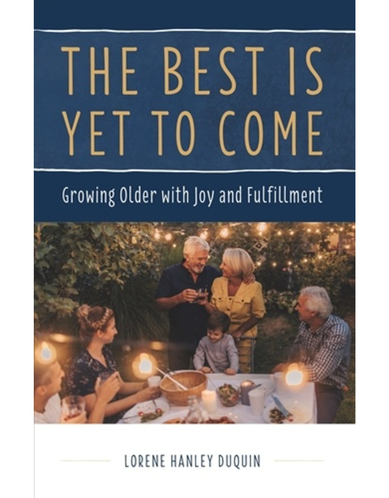 BEST IS YET TO COME:GROWING