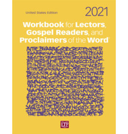 2021 Workbook for Lectors, Gospel Readers, and Proclaimers of the Word