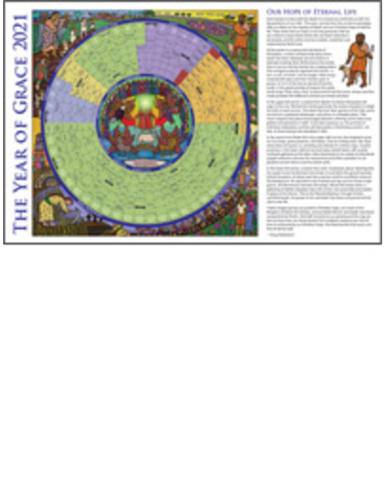 2021 Year of Grace Calendar - Paper (25)