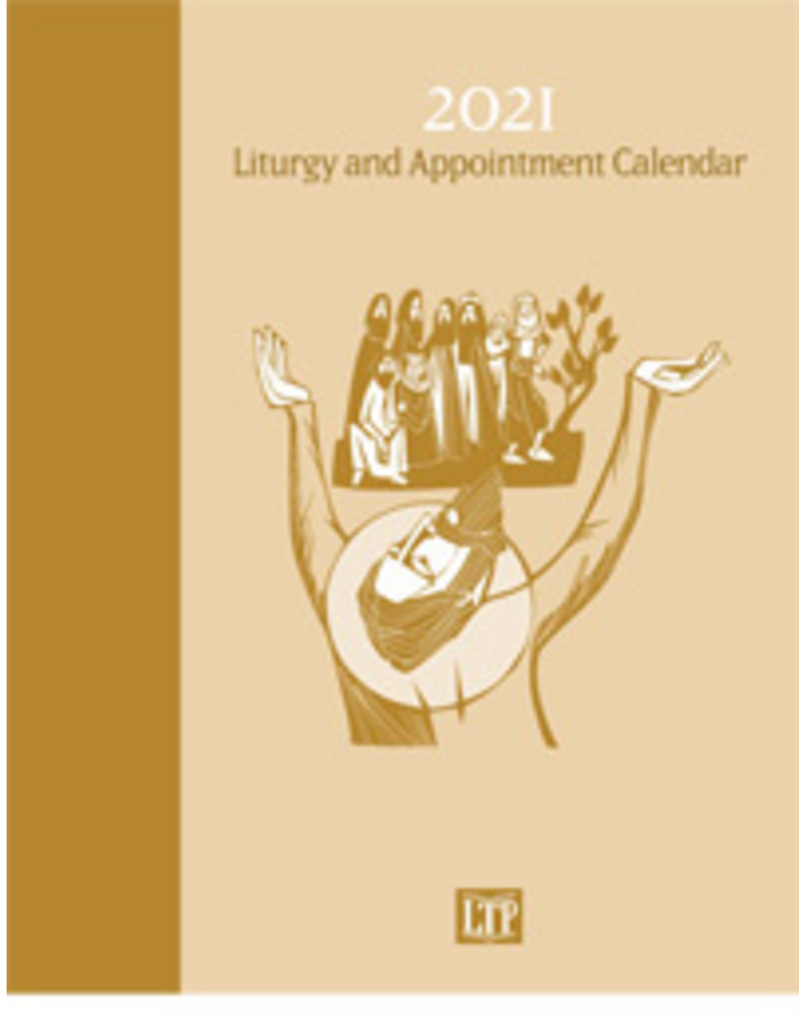 2021 Liturgy and Appointment Calendar