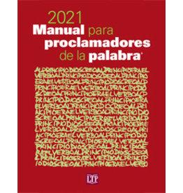 2021 Manual para Proclamadores de la Palabra