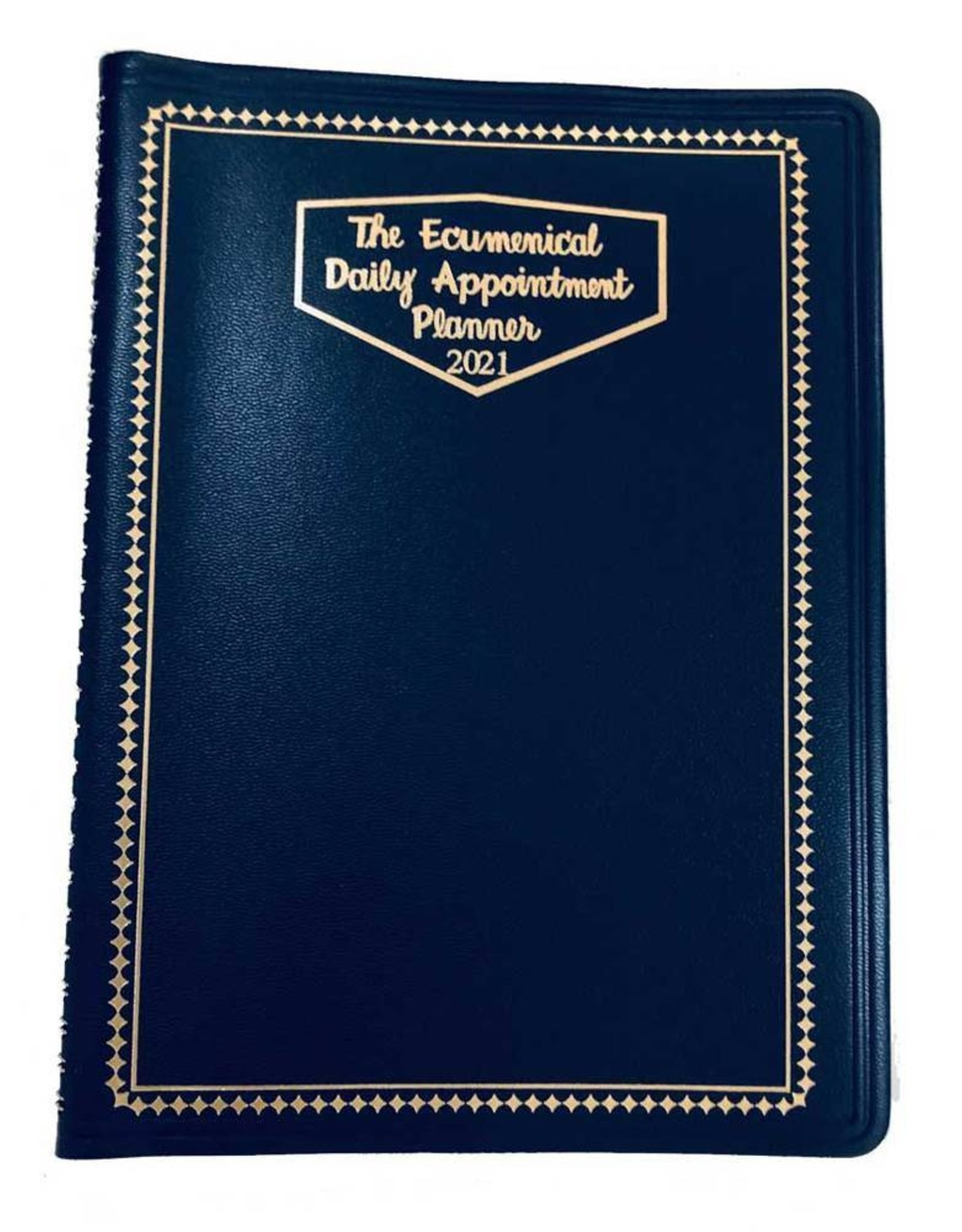 2021 Ecumenical Daily Appointment Planner