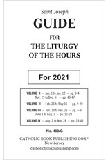 2021 Guide for the Liturgy of the Hours