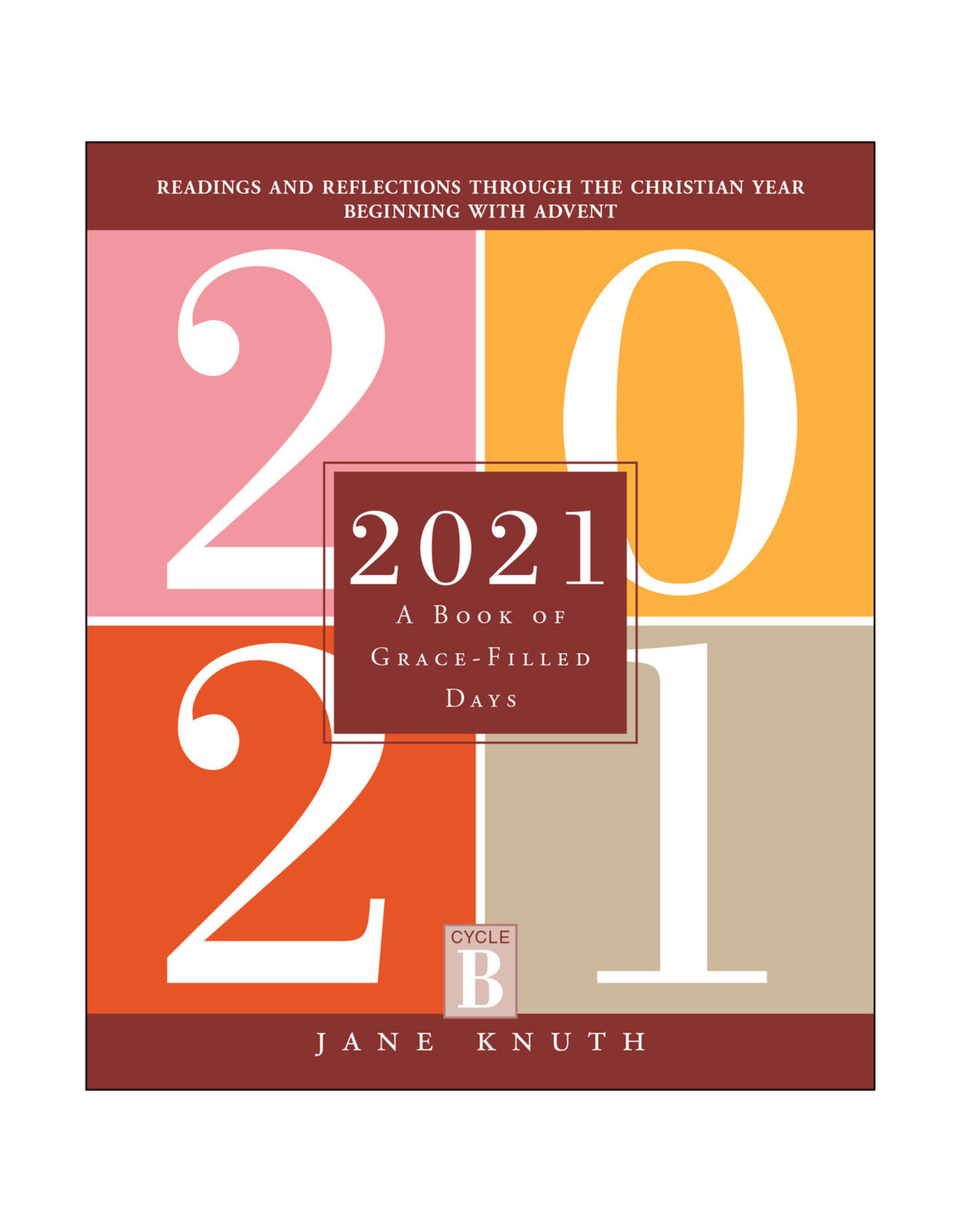 2021 BOOK OF GRACE FILLED DAYS