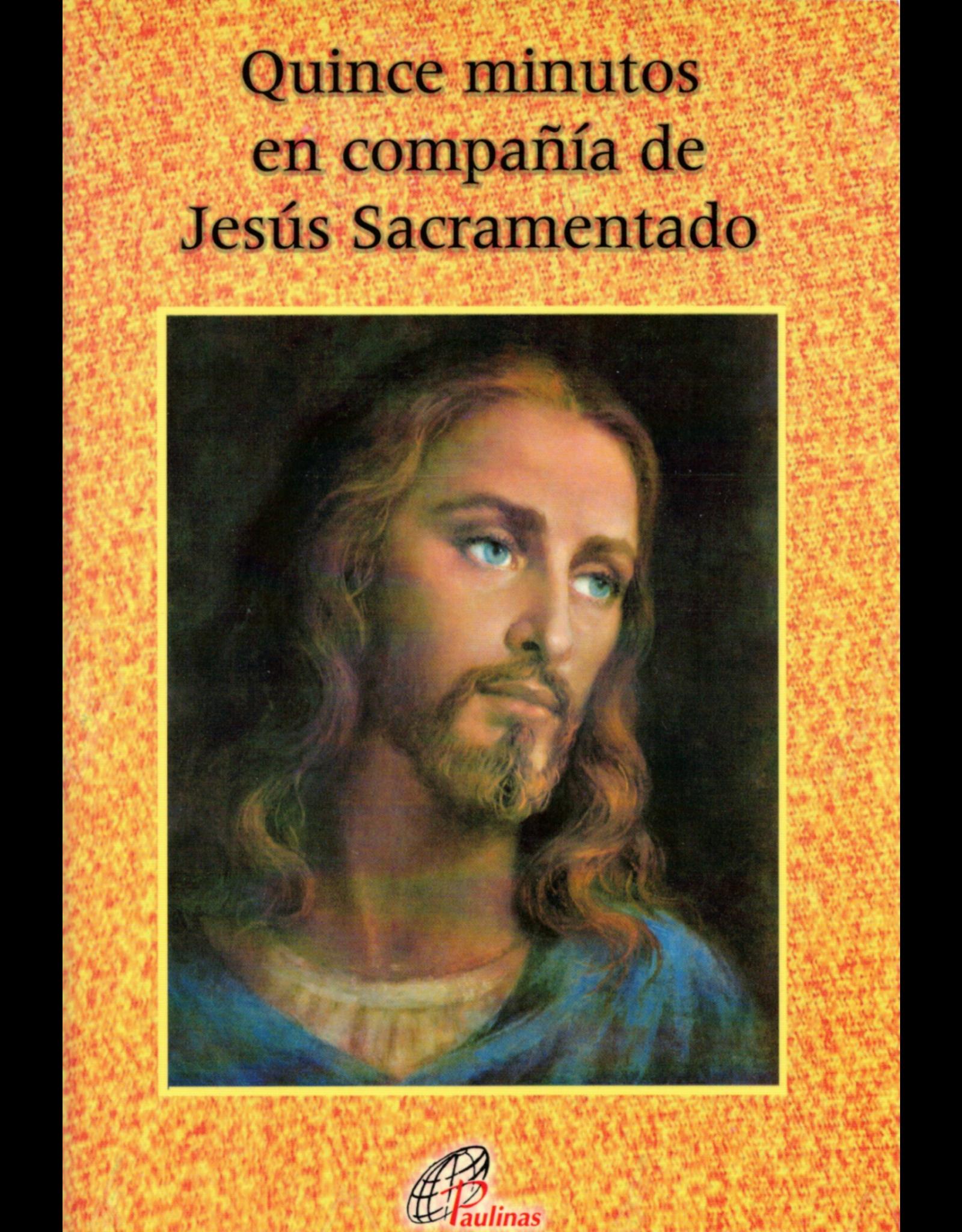 15 MINUTOS CON JESUS SACRAME