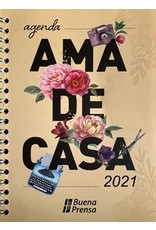 2021 AMA DE CASA NOTEBOOK