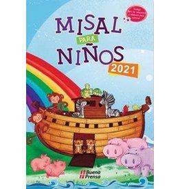 2021 Misal Para Ninos