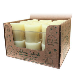Candle Votive 100% Beeswax (18)