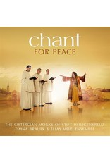 CHANT:FOR PEACE CD
