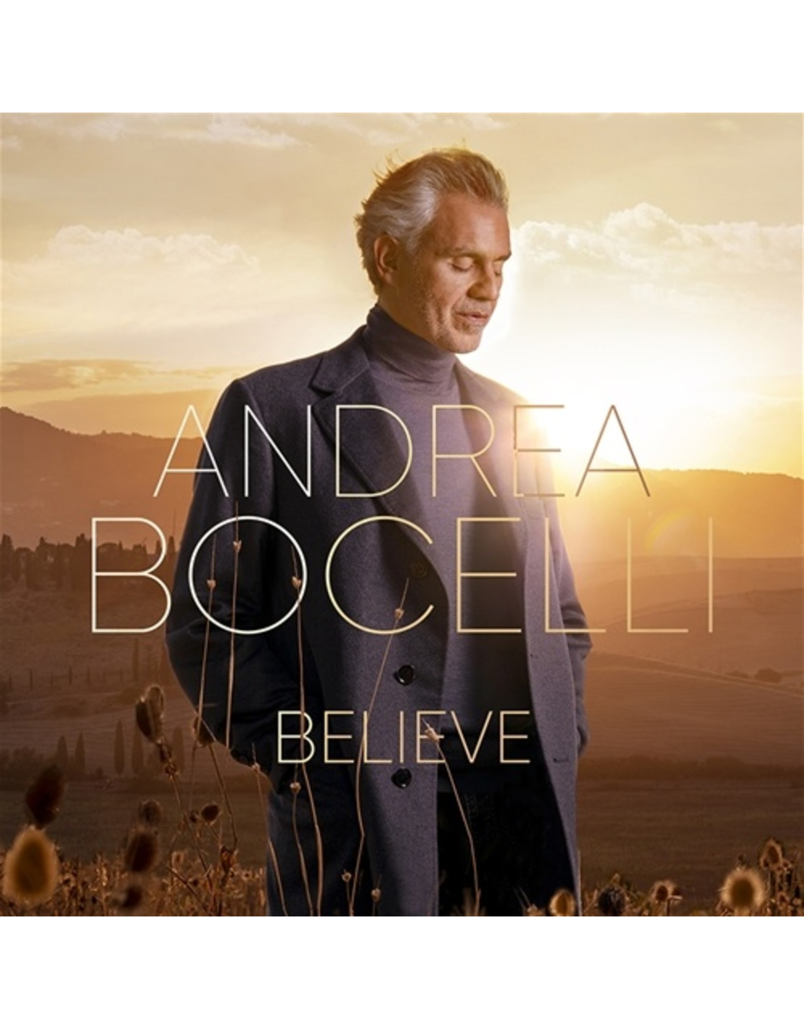 Believe CD - Andrea Bocelli