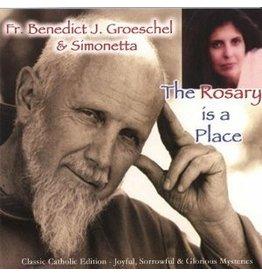 Rosary is a Place 2 CD - Fr. Benedict J Groeschel & Simonetta