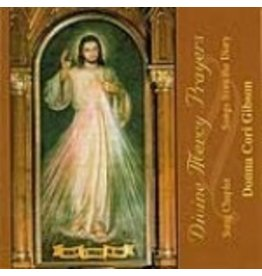 Divine Mercy Prayers CD - Donna Cori Gibson