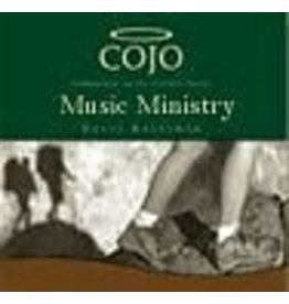 COJO (Companion on the Journey) Grief CD with Journal