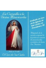 CHAPLET DIVINE MERCY SPAN CD