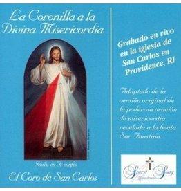 La Coronilla a la Divina Misericordia CD (Chaplet of Divine Mercy in Spanish)