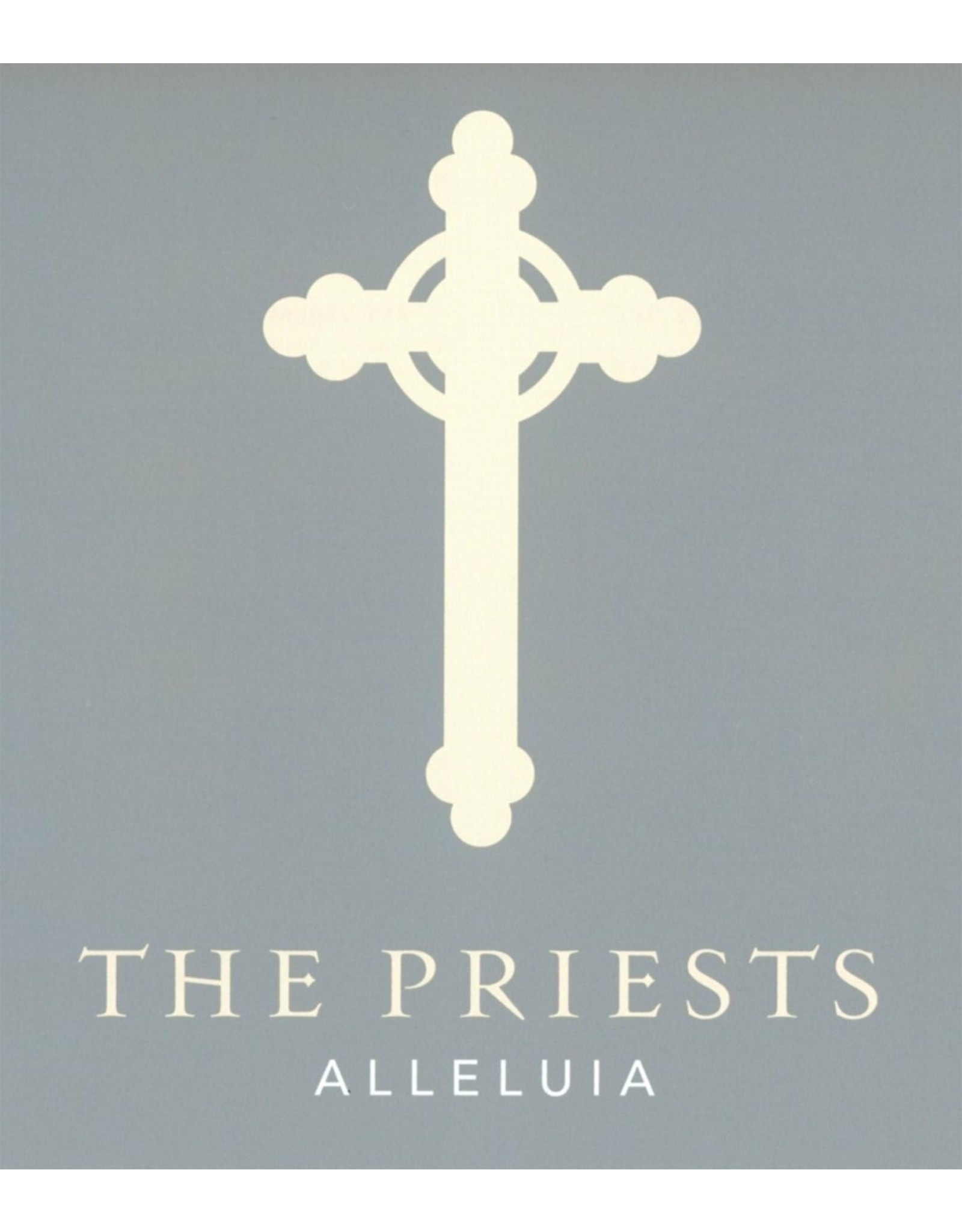 ALLELUIA-THE PRIESTS CD