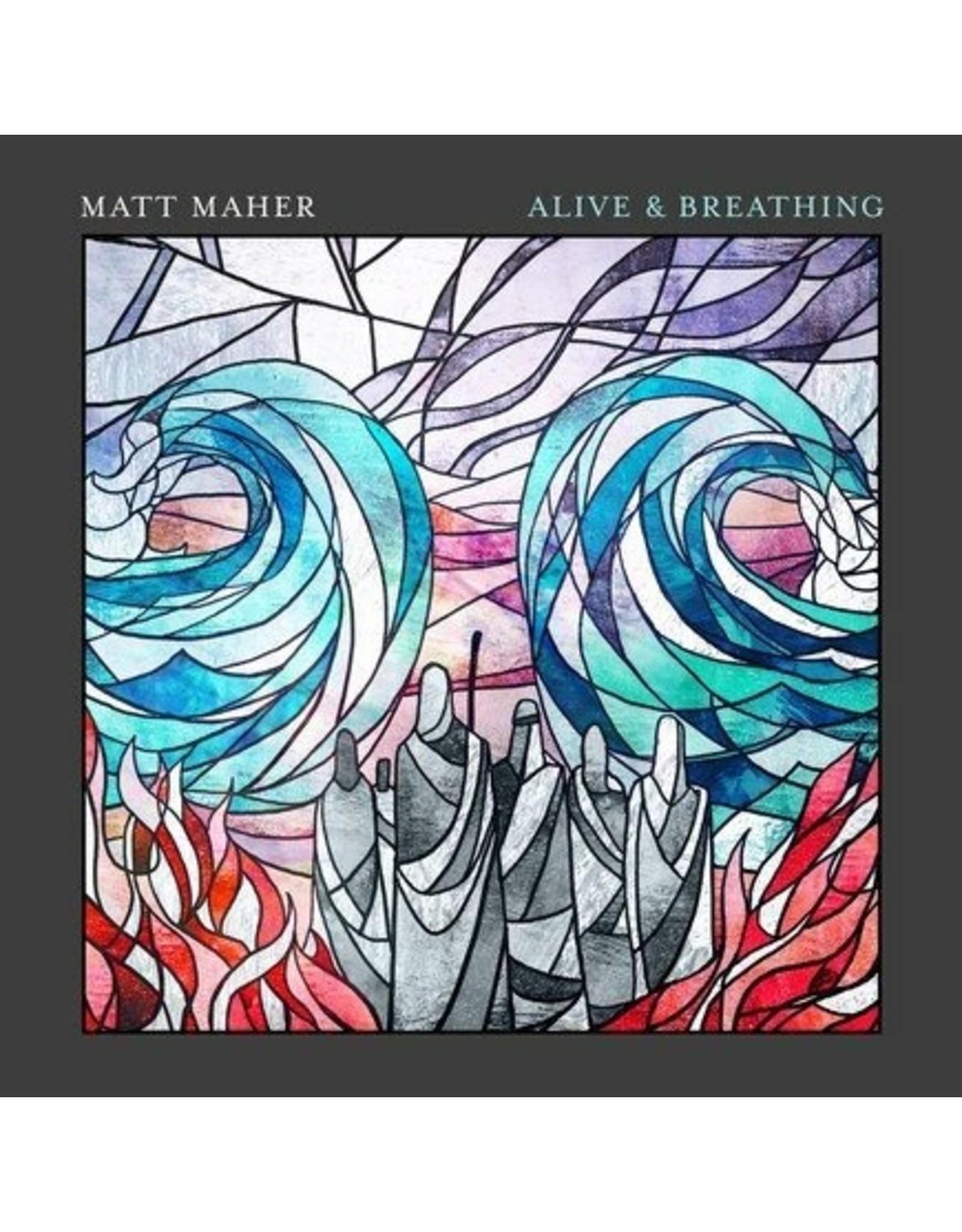 ALIVE & BREATHING CD