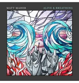 Alive & Breathing CD - Matt Maher