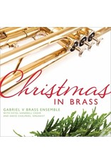 CHRISTMAS IN BRASS CD